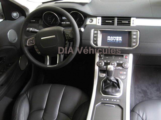 Land rover range rover evoque dia business for Interieur range rover evoque