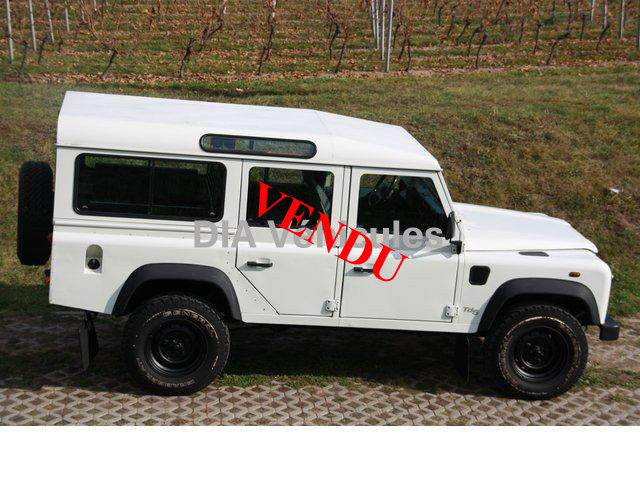 land rover defender 110 td5 dia business. Black Bedroom Furniture Sets. Home Design Ideas